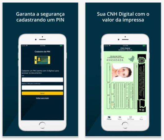 CNH Smartphone