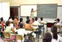 Renovação de matrícula da rede estadual de ensino