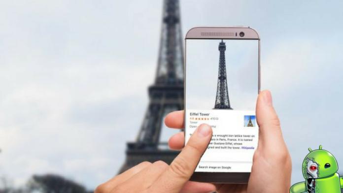 google lens aplicativo identifica objetos por fotos