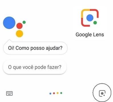 google lens aplicativo reconhece objetos por fotos