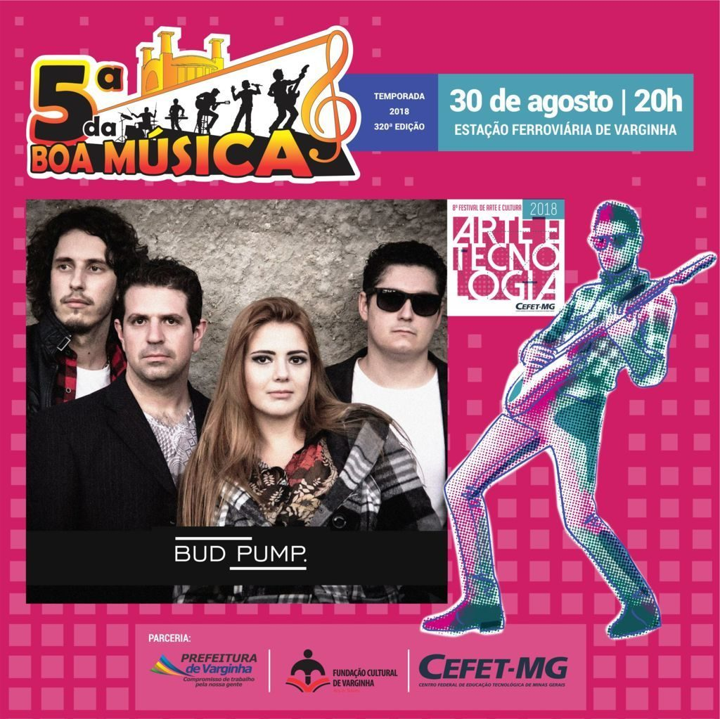 5ª da Boa Música no 8º Festival de Arte e Cultura do Cefet MG vd 1024x1023 - Quinta da Boa Música comemora 9 anos com Festival de Cervejas Artesanais