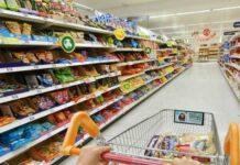 carrinho supermercado