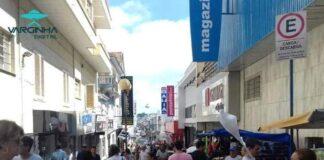 Centro de Varginha comércio