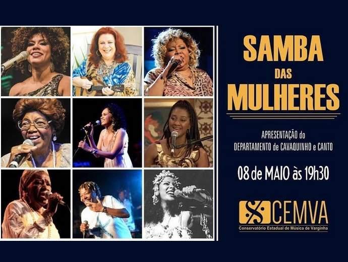 samba das mulheres