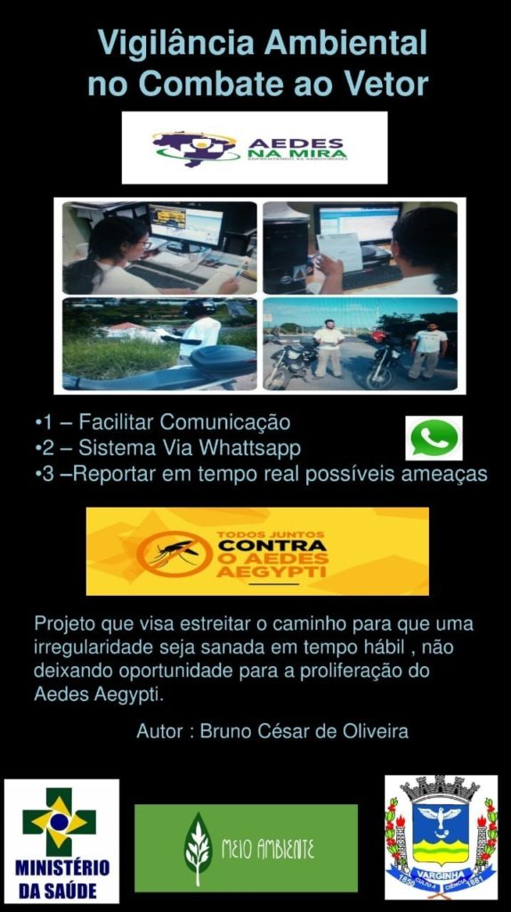 Projeto: Bruno César de Oliveira
