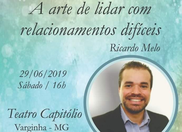 Ricardo Melo em Varginha