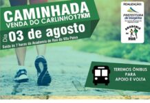 caminhada venda do carlinho