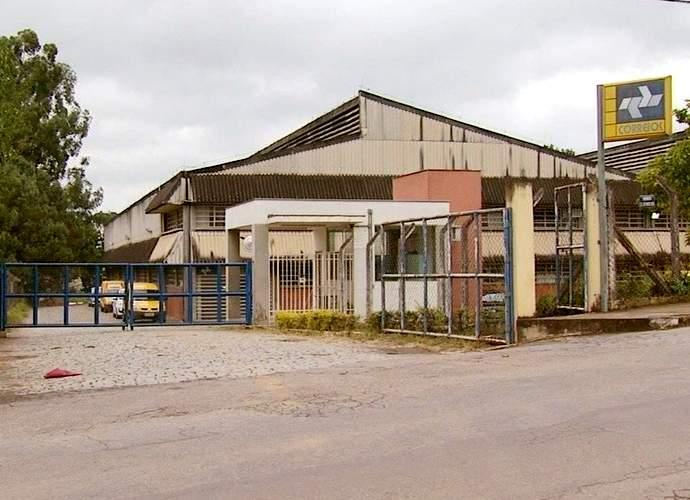 Centro de Triagem dos Correios em Varginha
