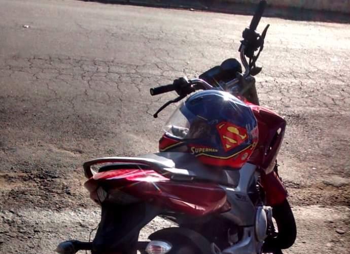 motociclista foge da policia em varginha