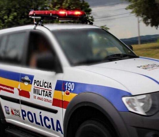carro polícia militar