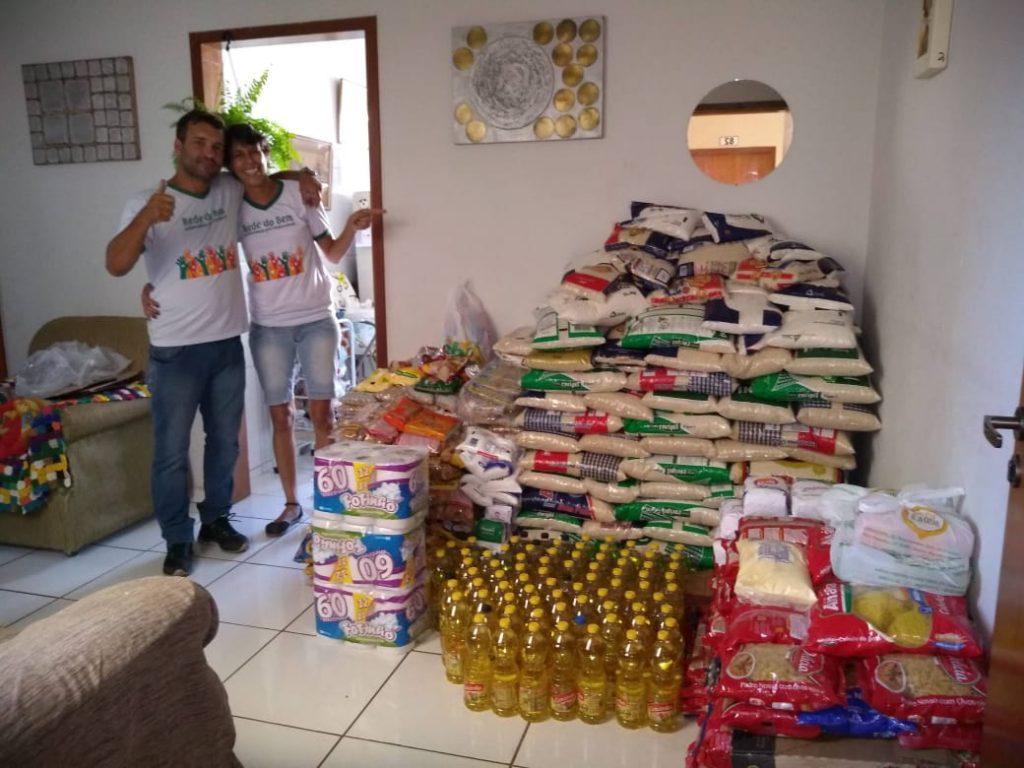 voluntários rede unidos do bem