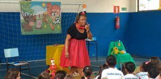projeto biblioteca vai a escola varginha