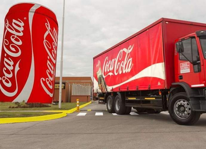 coca-cola industria