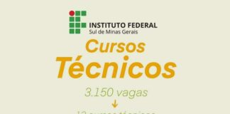 cursos tecnicos ifsuldeminas 2019