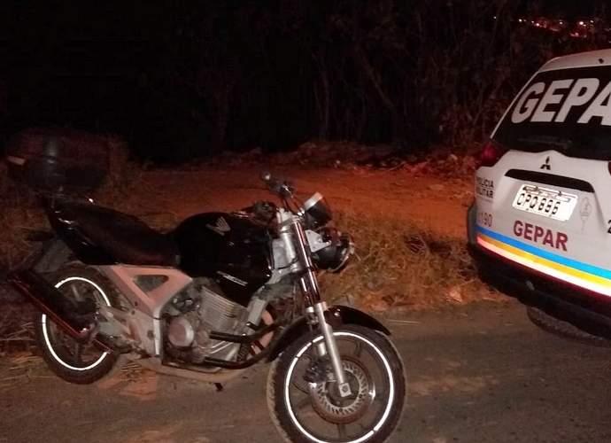 furto de moto em varginha