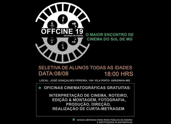 projeto offcine 2019