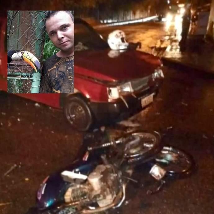 acidente moto varginha