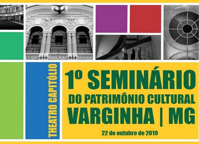 seminário patrimônio cultural varginha
