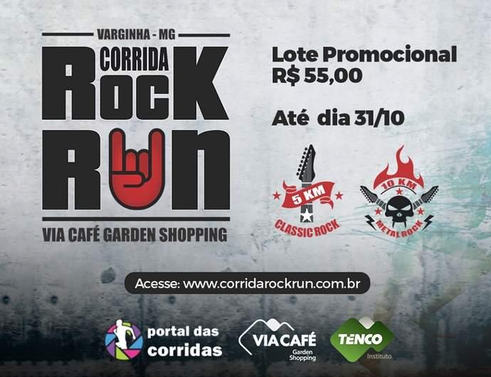 Rock e corrida