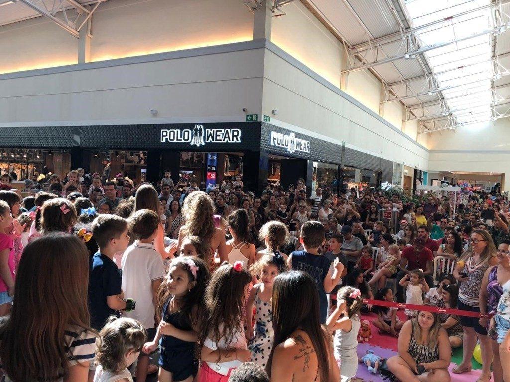 shopping dia das crianças