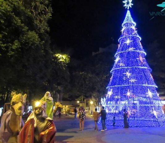 decoracao de natal varginha