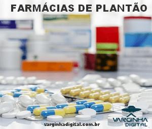 farmácias de plantão em varginha