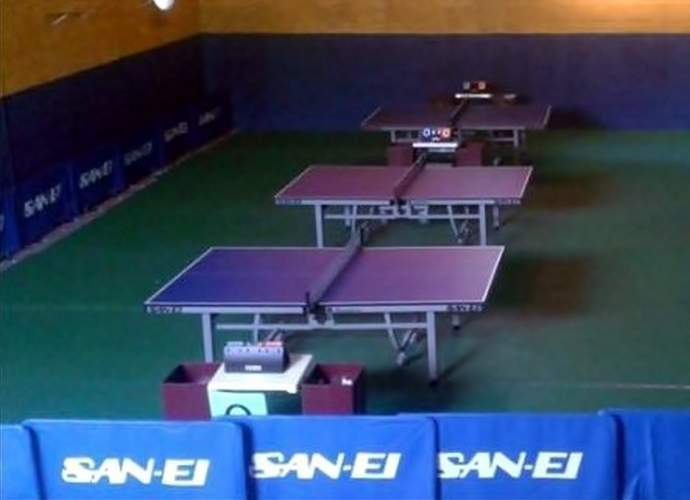 varginha polo tênis de mesa
