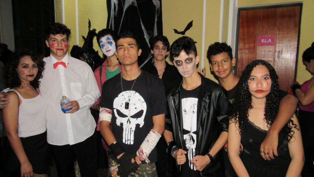5 boa musica halloween