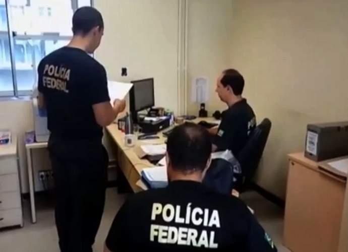 Policia federal varginha