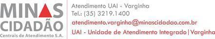contato Uai em Varginha, email e fone