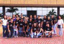 alunos do crso técnico em administração varginha turma 2019