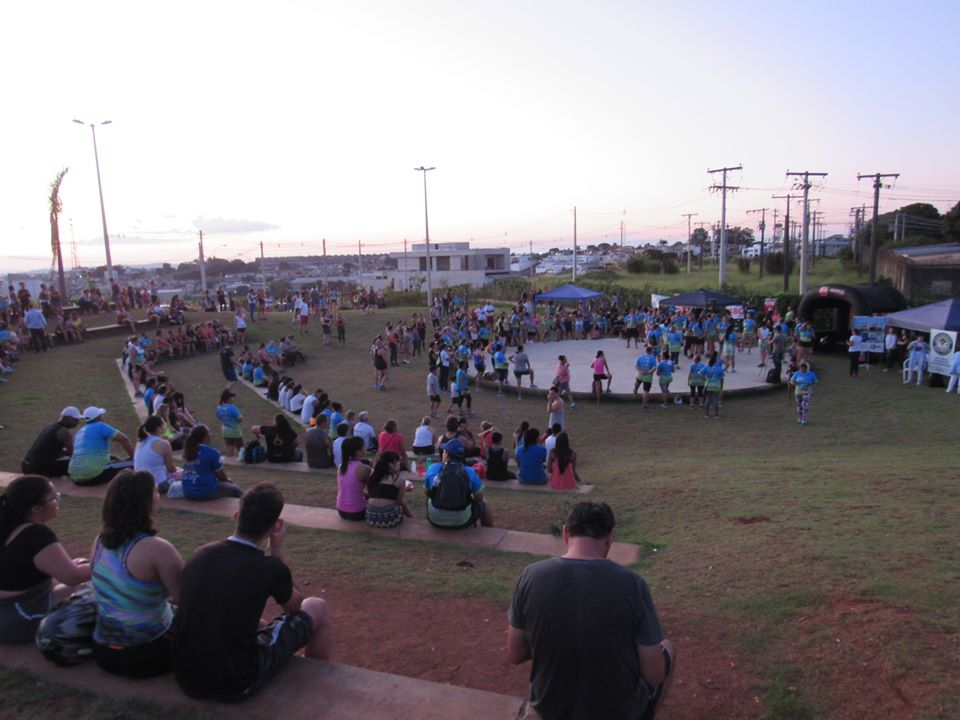 Desafio 15 Dias Varginha - Arena da Vila Paiva