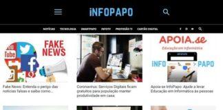 infopapo site educação em informática