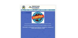 app coronavírus varginha