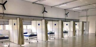 hospital de campanha varginha