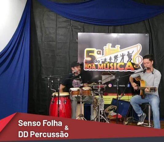 projeto 5 da boa musica live