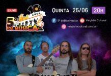 bille rock 5ª da boa música live