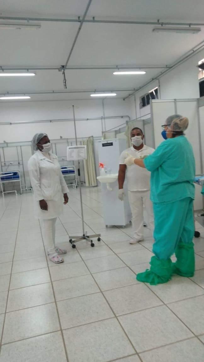 Hospital de Campanha de Varginha