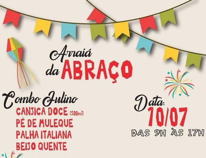 Festa Julina Abraço