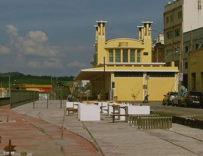Estação Ferroviária de Varginha