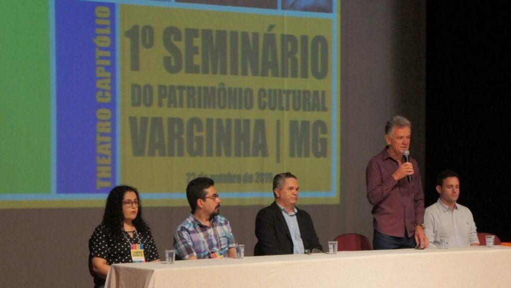 prefeito fundação cultural de varginha