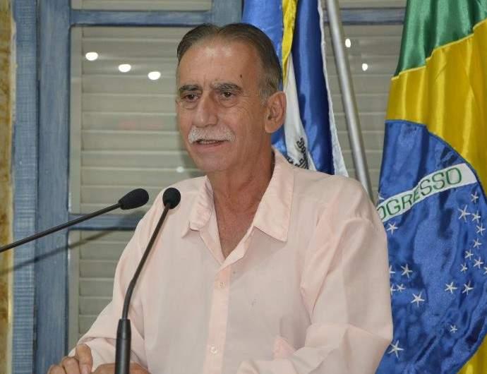 Vereador e Radialista Carlos Costa