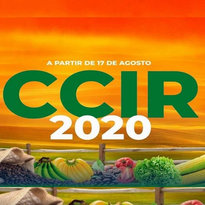 certificado de cadastro de imóvel rural 2020