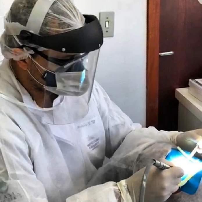 dentista saúde bucal