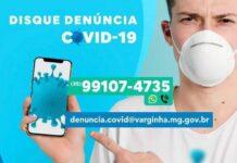 Coronavírus em Varginha