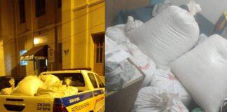 sacas de café roubadas em varginha