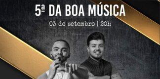 5ª da Boa Musica Sertanejo