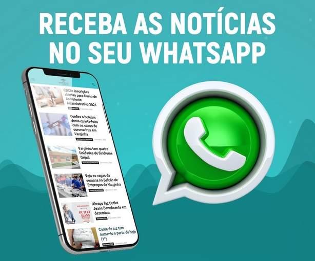 Notícias Varginha Digital WhatsApp