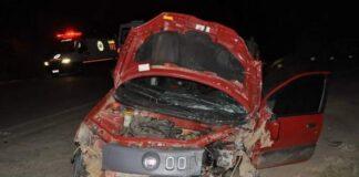 acidente carros