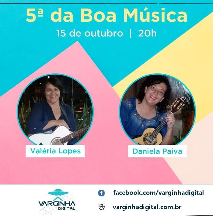 live projeto 5ª da Boa Música